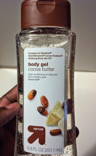 moisturized