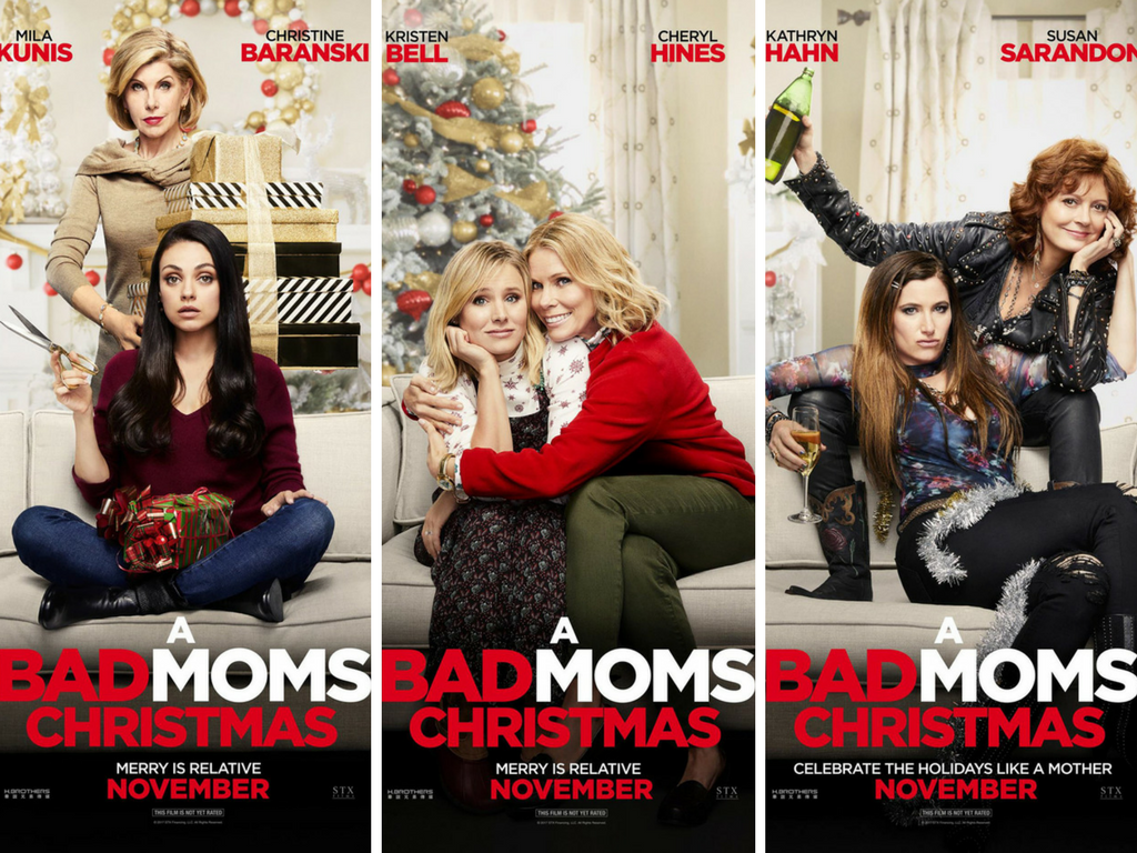 A Bad Moms Christmas MommyRandR Valerie Pierre