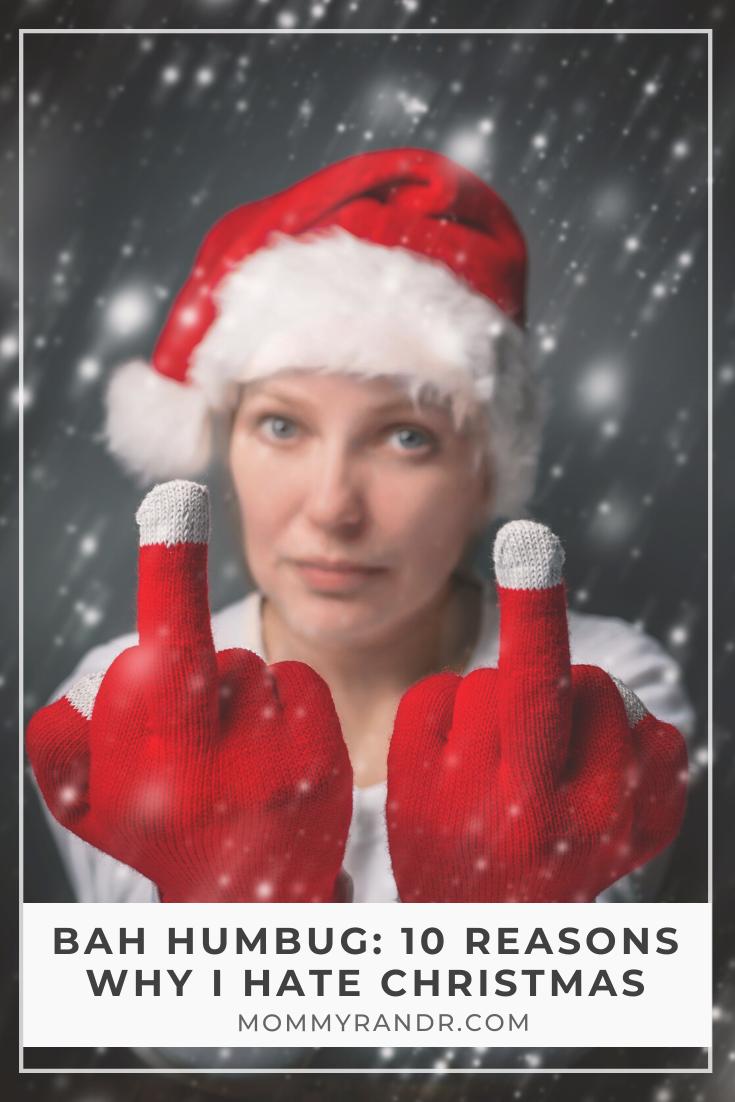 i hate christmas valerie pierre mommyrandr