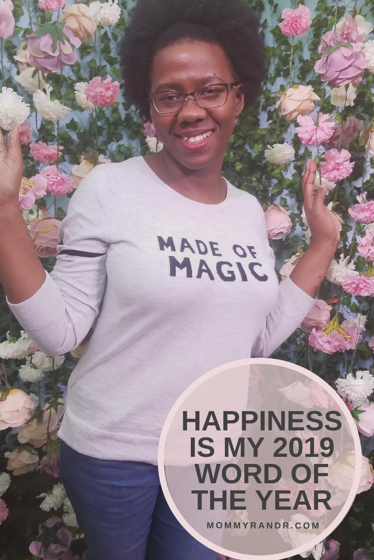 word of the year happiness valerie pierre mommyrandr