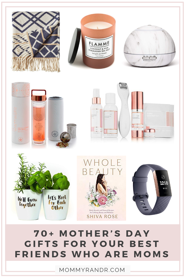 Mother's Day Gifts for Your Best Friends mommyrandr valerie pierre