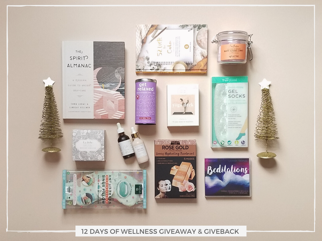 12 days of Wellness mommyrandr