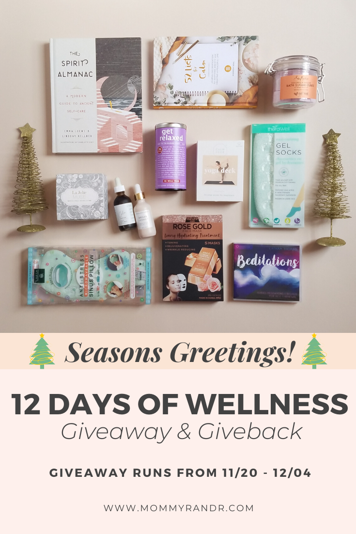 12 days of Wellness mommyrandr
