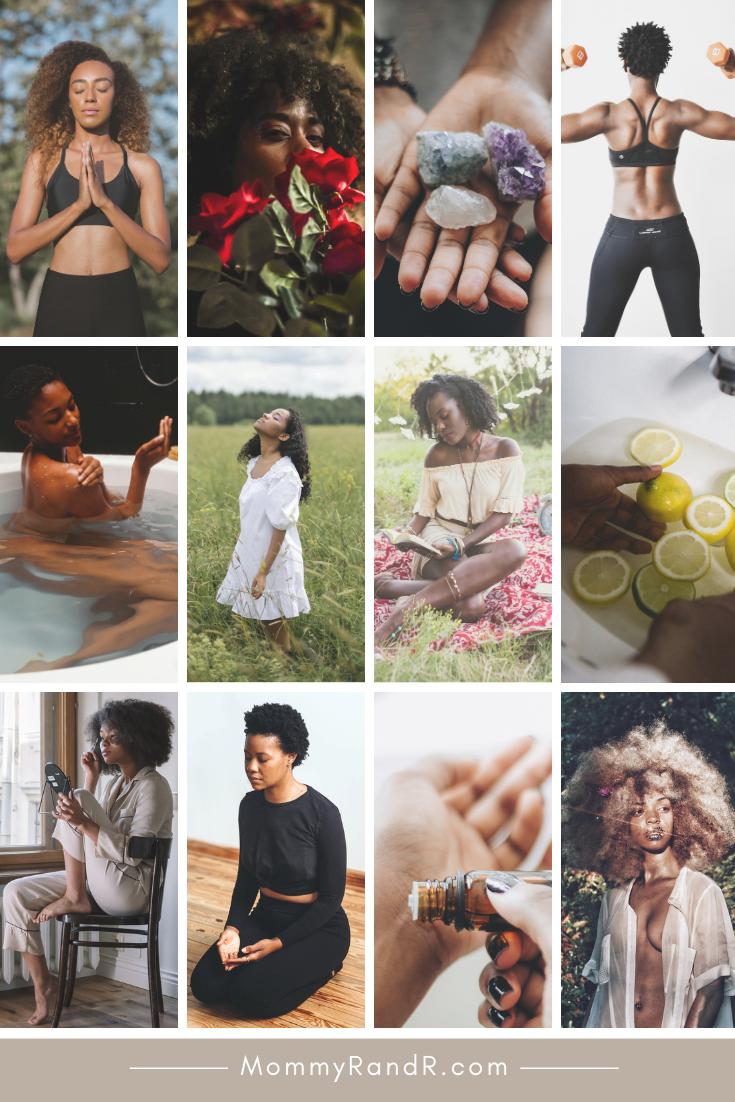 Undated Wellness Calendar mommyrandr