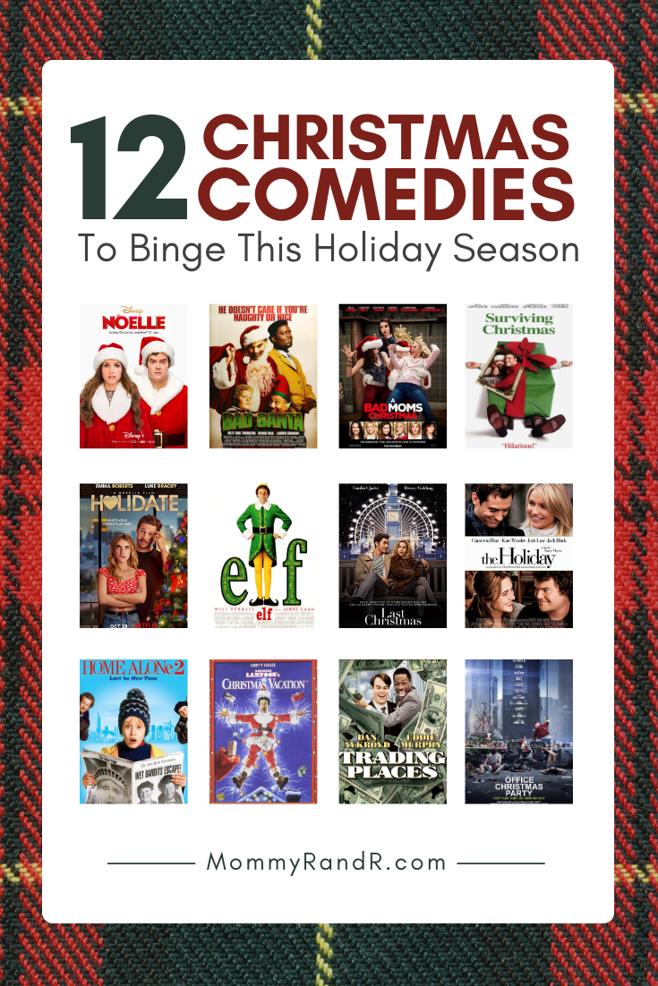 Holiday Comedies mommyrandr