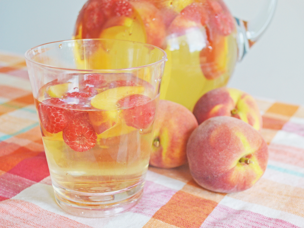Peach Sangria Recipe